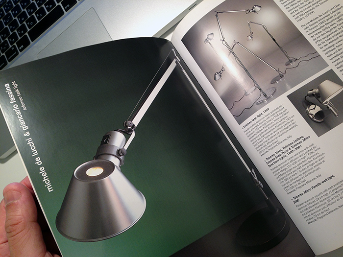 Tolomeo – masterpiece of lighting product 02