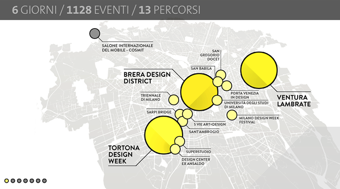 Milano Design Week 2015.4/14-19