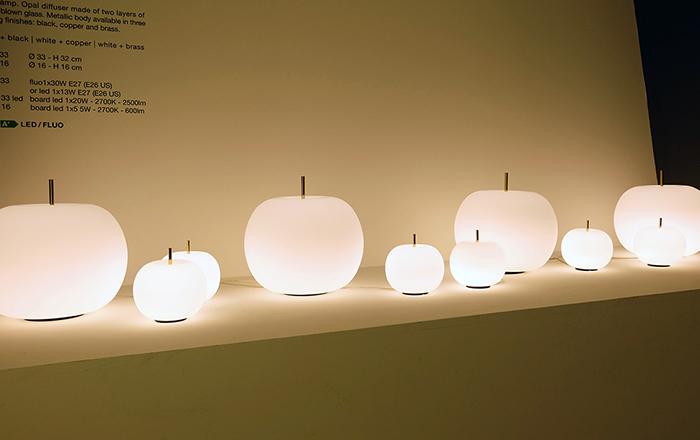 デザイン照明の最新トレンド, 古くて新しい魅力的な素材とは?